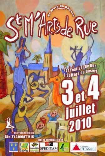 st m'arts de rue 2010