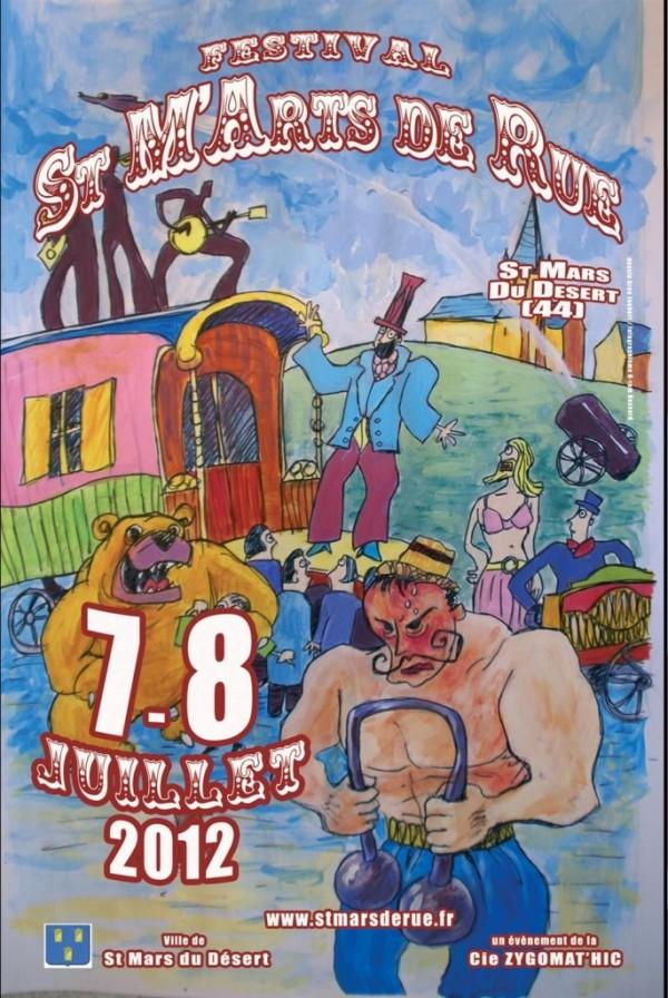 st m'arts de rue 2012