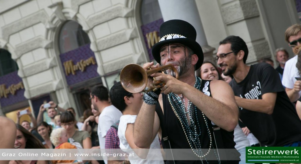 zygos brass band graz 2015